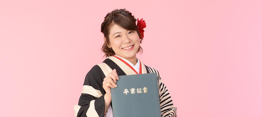 まだ間に合う!!卒業袴!!
