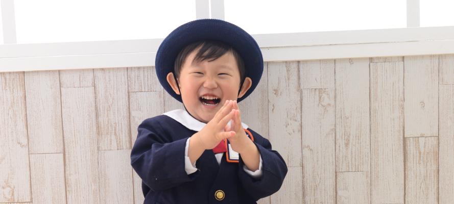 入園 入学 記念撮影